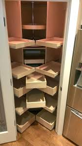 Pull Out Pantry Cabinets Add Drawer Runners To Billy Shelves For Pull Out Ikea Hackers
