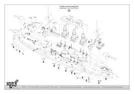 3542 battleship oslyabya 1901 1 350