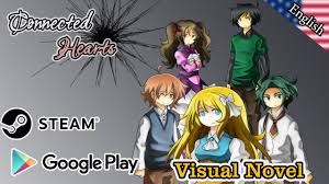 visual novels for android connected hearts visual novel for pc and android