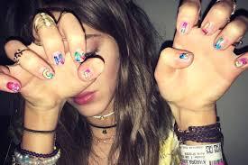 meet the la artist behind hollywood u0027s wildest nails racked la
