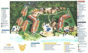 Riviera Maya Map Map Of Grand Palladium Riviera Maya U2013 Nritya Creations Academy Of