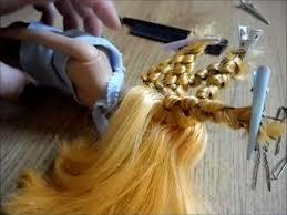 25 barbie hair fix ideas fix doll hair doll