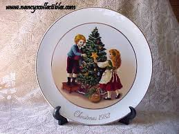 christmas plates avon christmas plates nancy s antiques collectibles page 33
