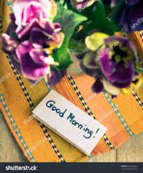 Good Vase Viola Flowers Vase Oldstyled Clock Good Stock Photo 198455807