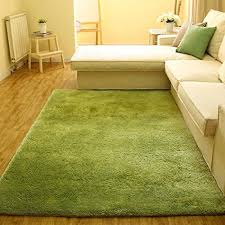 Modern Shag Rug Soft Modern Shag Area Silky Smooth Rugs Living Room Carpet