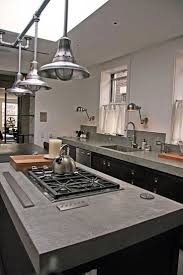 the 25 best concrete kitchen countertops ideas on pinterest