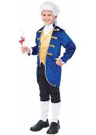 Fun Halloween Costumes Kids George Washington Costume Ideas Projects