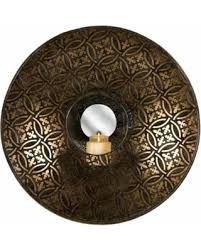 Mirrored Wall Sconce Spectacular Deal On Cocobolo Mirrored Wall Sconce Brown