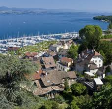 Thonon Tourisme Thonon Haute Savoie Travel Guide Thonon Les Bains The Michelin Green Guide