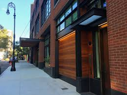 Garage Overhead Doors by Wood Garage Doors For Townhouses At 150 Charles Street