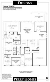 perry home floor plans 3481w 1 story perry home floor plan dream house pinterest