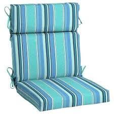 High Back Patio Chair Cushion Patio Chair Cushions Oasis High Back Outdoor Dining Chair Cushion