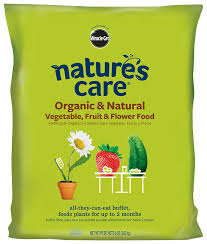 amazon com miracle gro nature u0027s care organic and natural