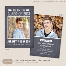 high school graduation announcement templates printable high school graduation announcements