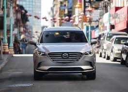 mazda maker 2017 mazda cx 9 earns strategic vision u0027s u0027total qualty impact