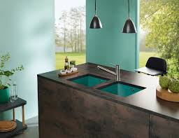 Kitchen Materials by Design Of The Kitchen U2013 Variety Of Colours And Materials In The