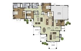 Landmark Homes Floor Plans | seville 4 bedroom house plans landmark homes builders nz