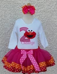 sesame ribbon sesame character clothing for birthdays