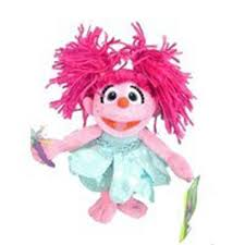 amazon com large size abby cadabby plush doll sesame street