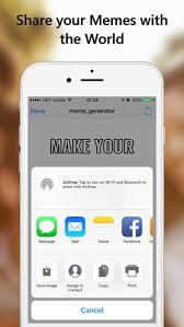 Meme Maker For Iphone - meme maker generator make create memes on the app store