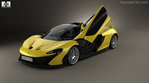 mclaren supercar interior 360 view of mclaren p1 with hq interior 2014 3d model hum3d store