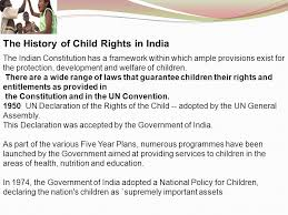 human rights of children ppt