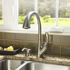 spiral kitchen faucet brilliant interesting kitchen faucets at lowes pull kitchen