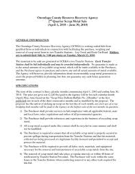 sealed bids letter template proposal cover letter the bidrfp