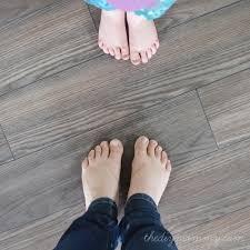 Lowes Laminate Floor Lowe U0027s Laminate Flooring The Diy Mommy Allen Roth
