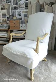 linen slipcovers for dining chairs without arms room uk pattern