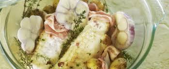 cuisine queue de lotte recette de chef jean yves schillinger présente sa recette queue