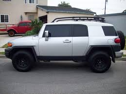 silver jeep liberty with black rims ar baja or rebel racing sahara wheel toyota fj cruiser forum