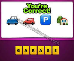 house emoji guess the emoji 2 cars p house 4 pics 1 word game answers what s