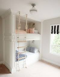 Kids Bedroom In Blue Blue Rooms Modern Kids And Room - Girls room with bunk beds