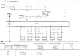 2007 kia rio radio wiring diagram u2013 wiring diagram and schematic