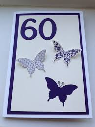 35 best 60th cards images on pinterest 60th birthday cards 60