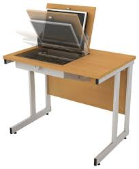 Space Saving Laptop Desk Desk Pc Table Desk With Hutch And Drawers Cheap Study Desk Buy
