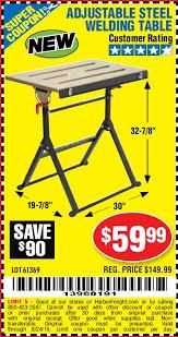 harbor freight welding table longevity welding coupon code elevation mask 2 0 coupon code