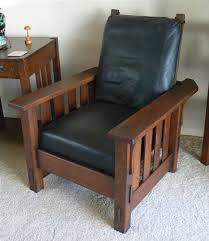 Morris Chair Jm Young 186 Morris Chair Mission Man Antiques