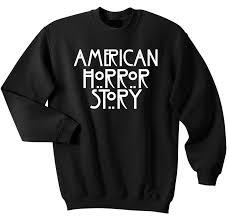 horror story sweater
