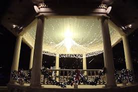 Christmas Lights Classy Best Way by 10 Of The Best Places To Spend Christmas In Texas