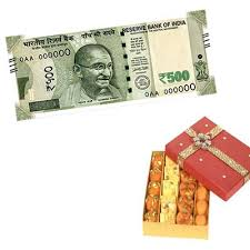 500 dollar gift card send gift voucher rs 500 250gms of assorted to