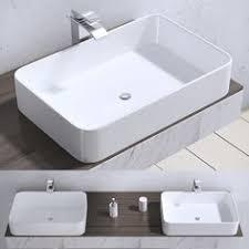 design aufsatzwaschbecken 80 bth 56 5x37 5x11 cm design aufsatzwaschbecken brüssel910