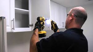 How To Install Knobs On Kitchen Cabinets Cabinet Installing Handles On Kitchen Cabinets How To Install