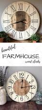 Childrens Bedroom Wall Clocks Best 25 Wall Clock Decor Ideas On Pinterest Large Clock Large