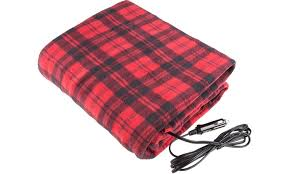 12v electric heated blankets for cars colors available