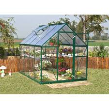 nature 6 u0027 x 8 u0027 hobby greenhouse eartheasy com