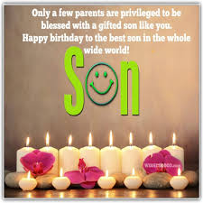 unique birthday cards for happy birthday son ments images