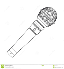 free color microphone clipart image collection