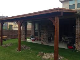 How To Make A Patio Garden How To Build A Patio Cover Attached To House Home Outdoor Decoration